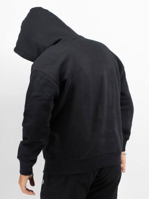 Hoodie Zero Back